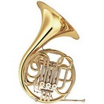 Yamaha YHR-567 Intermediate Double French Horn