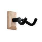 Gator GFWGTRHNGRMPL Wall Mount Guitar Hanger, Maple