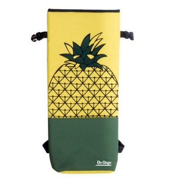 On-Stage GBU4203PA Pineapple Print Soprano Uke Bag