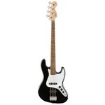 Squier&amp;#174; Affinity Series<SUP><SMALL>TM</SMALL></SUP> Jazz Bass&amp;#174;, Black
