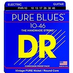 DR PHR-10 Pure Blues Nickel Medium Electric Guitar Strings