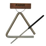 "Treeworks TRE-HS05 5"" Studio-Grade Triangle w/ Stainless Steel Beater"