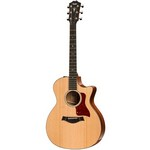 Taylor 514ce Grand Auditorium Cutaway Acoustic/Electric Guitar
