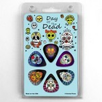 Hotpicks 1DODRCS01E Day of the Dead Sugar Skull Pack #1, 6 Pack