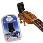 Lanikai CO-UT Chromatic Headstock Ukulele Tuner