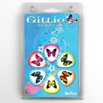 Hotpicks 1GWINGRCS01 Gitties Butterfly 01 - 6 Pack
