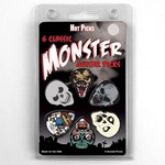 Hotpicks 1MPRCS01 Monster Collection 01 - 6 Pack