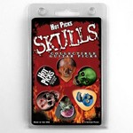 Hotpicks 1SKPRCS01 Skulls Motion 01- 6 Pack