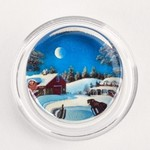 HSN-3GM Snowy Night Magic Rosin