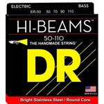 DR ER-50 Hi-Beams 50-110 Heavy 4-String Bass Strings