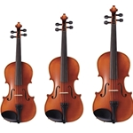 Fractional Size Violin