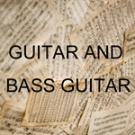 Guitar and Bass Guitar Books