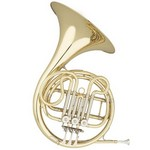 Single French Horn Rental, $25.99-$44.99 per month
