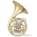 Double French Horn Rental, $39.99-$55.99 per month