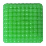 Super-Sensitive AC763GREEN Stoppin Large Green Endpin Rest