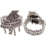 Aim AIM53160 Grand Piano Streetch Ring