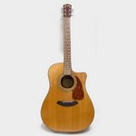 This used Fender CD-140SCE Acoustic/Electric Guitar