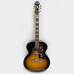 Used Epiphone EJ-200/VS Jumbo Acoustic