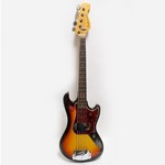 Used Fender Bass V Sunburst 1966, with Hardshell Case