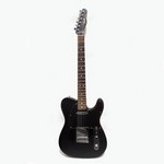 Used Fender Special Edition Telecaster Noir Electric Guitar with Bag