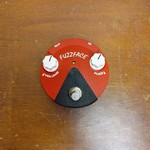 Used Dunlop FFM6 Band of Gypsys Fuzz Face Mini Effects Pedal