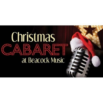 Beacock Music  Christmas Cabaret, Adult Tickets